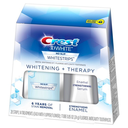Crest 3D White THERAPY szérummal a fogzománc védelméért matrica